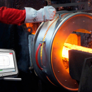 CALIPRI RCX: Profile measurement in steel mills